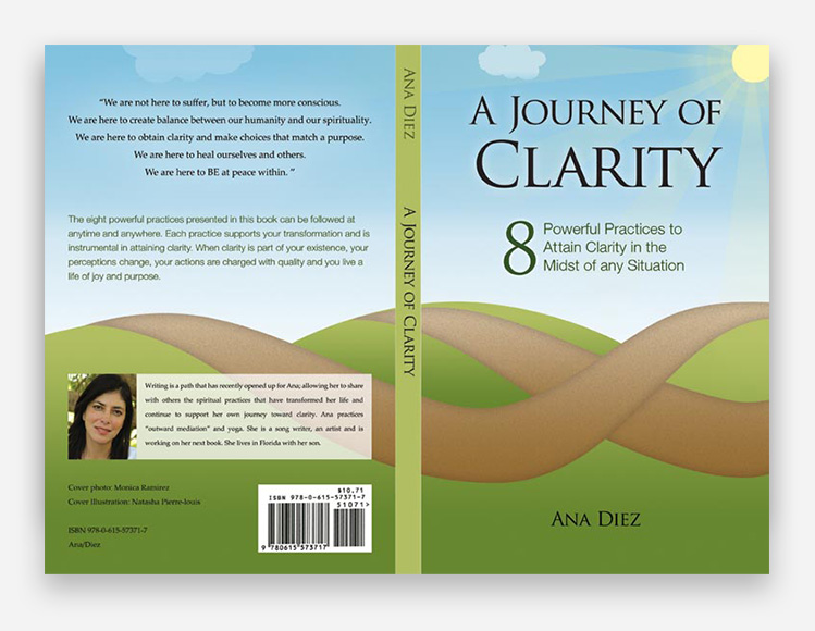 A Journey of Clarity Book Cover