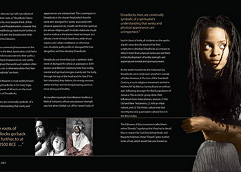 Dreads Mock Article - Spread 2